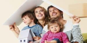 Как получить из федерального бюджета 450 тысяч на ипотеку Сбербанка многодетным семьям в 2019 году
