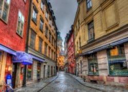 Швеция задумала переделать магазины в жилье